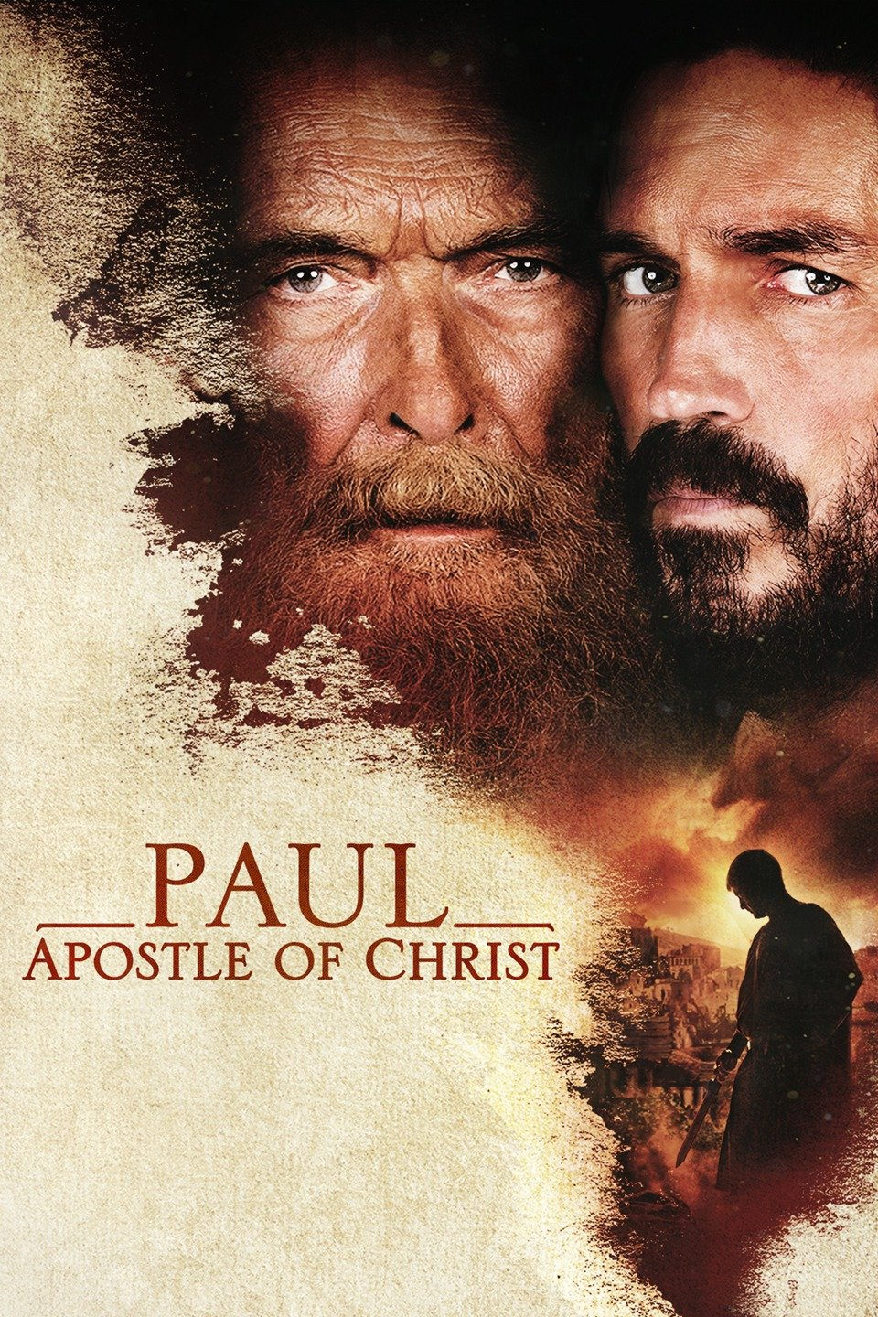 paul the apostle movie poster