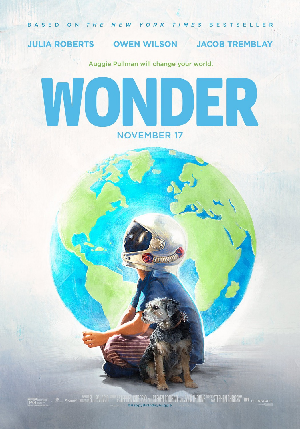 wonder 2017 movie poster 12