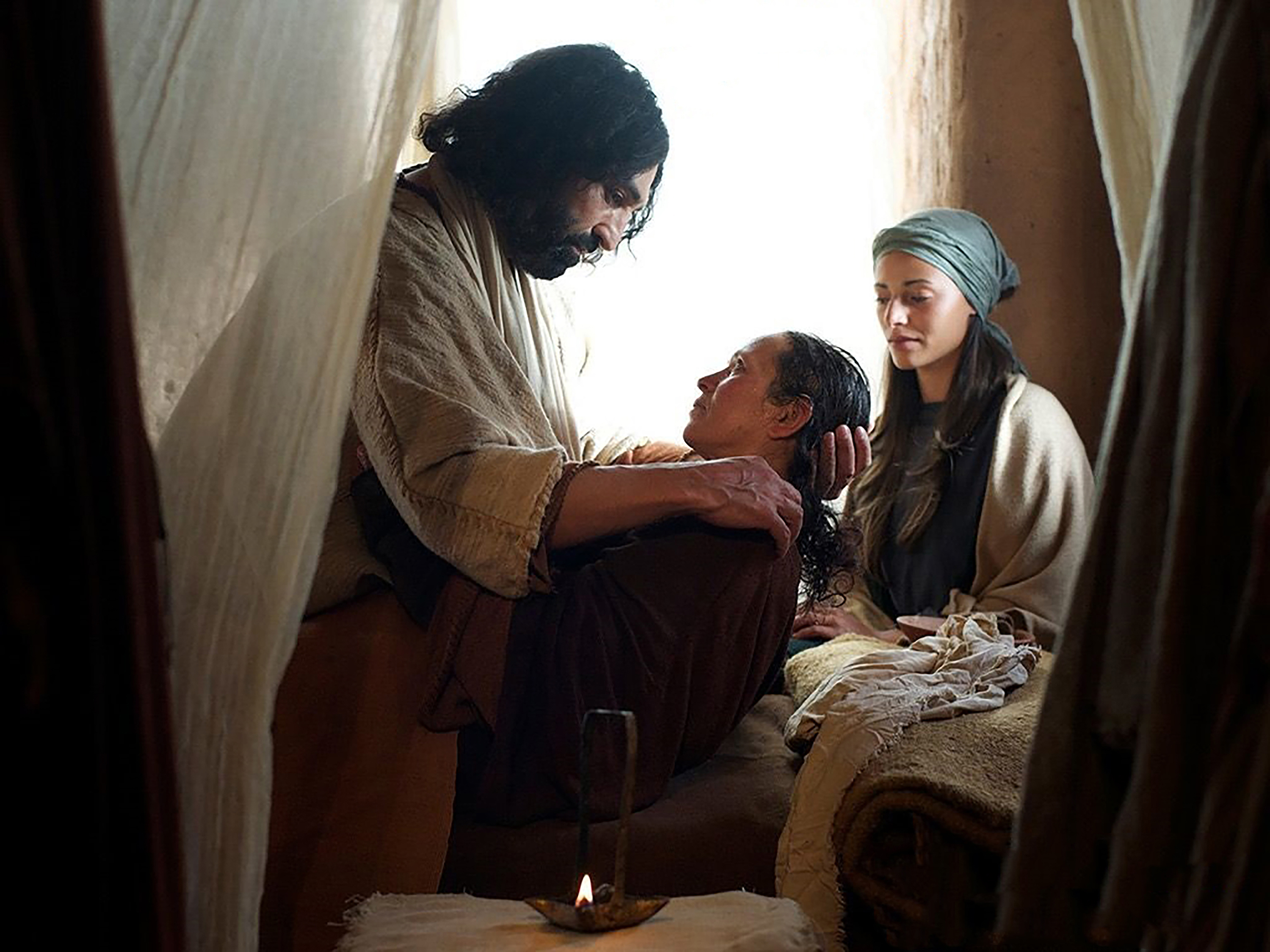 Many Are Healed By Jesus
