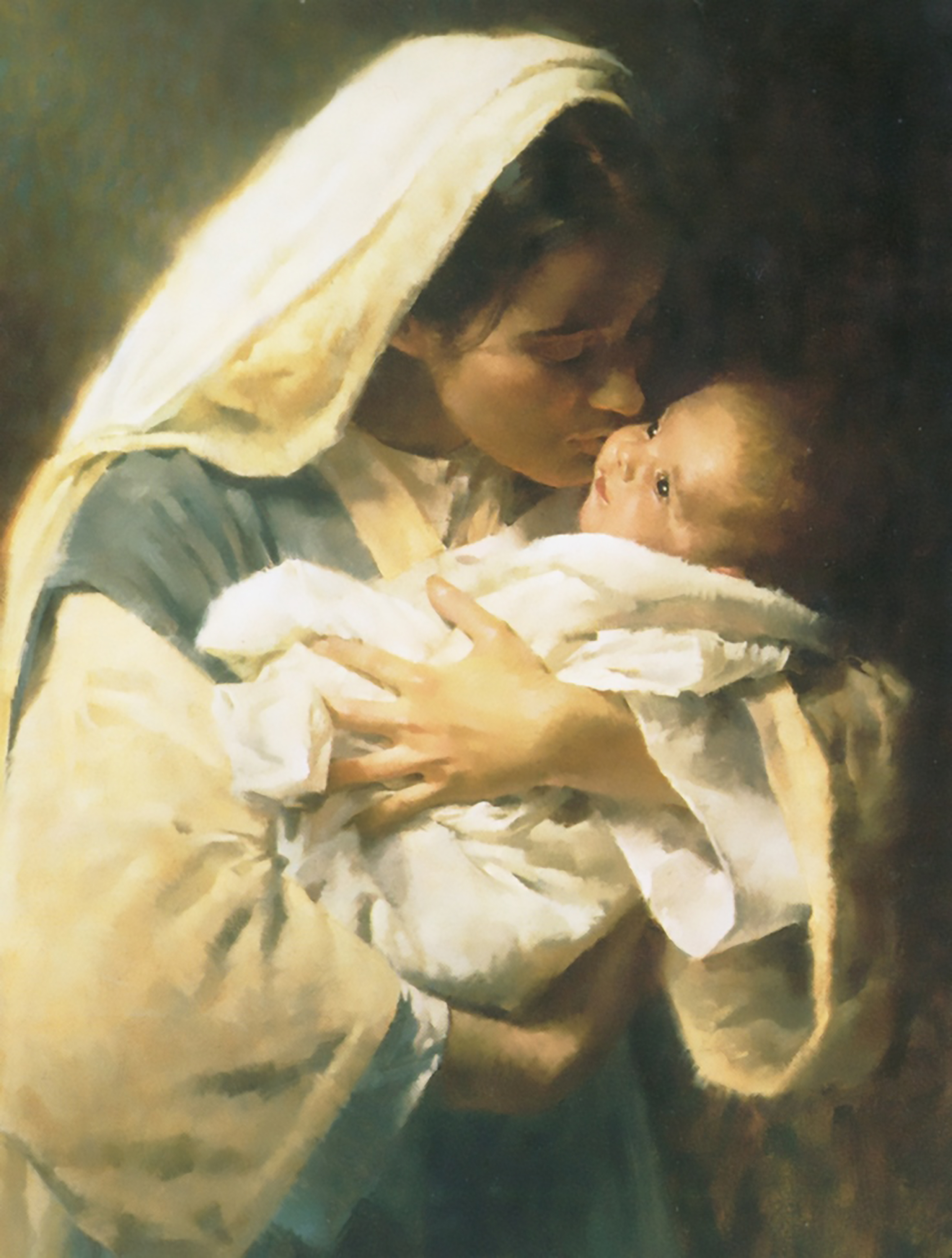 mary with child jesus 2